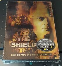 The Shield Complete First Season~New DVD Set (4 Discs)