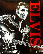ELVIS PRESLEY - UNSEEN ARCHIVES - HARDBACK WITH DUST JACKET - 383 PAGES - 2010