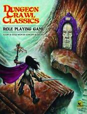Dungeon Crawl Classics Role Playing Game by Joseph Goodman (2012, Hardcover)