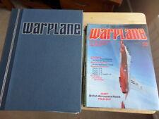 WARPLANE MAGAZINE - AN ORBIS PUBLICATION - 63 ISSUES (49 IN ALBUMS 14 LOOSE)
