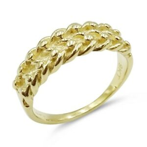 Gold Keeper Ring Kids Small 9ct