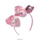 """6"""" Girls Kids Bows Headbands Hair Band Unicorn Cartoon Hairwrap Hair Accessories"""