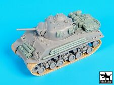 Black Dog 1/72 M4A3 105mm HVSS Sheman Tank Stowage & Accessories (Dragon) T72101