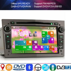 Dab + radio for vauxhall astra H Corsa C meriva zafira vectra 2din dvd gps navigation
