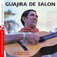 Evaristo Quintanales Y Su Conjunto Guajiro - Guajira de Salon [New CD] Manufactu