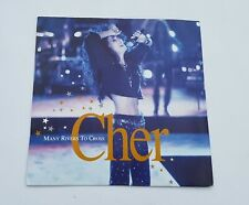 "Cher - Many Rivers To Cross 7"" Vinyl Record Single GFS 31"