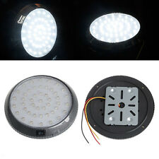 Blanco12V 46 LED Bulbo Bombilla coche interior bóveda techo lámpara de luz