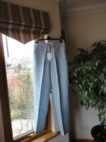 100% Linen Trousers from Mint, UK Size 12,New without tags,RRP£59