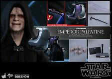 Hot Toys MMS468 Star Wars Emperor Palpatine Deluxe Version Action Figure
