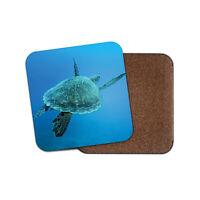 Stunning Turtle Coaster - Tortoise Ocean Sea Creatures Underwater Gift #16815