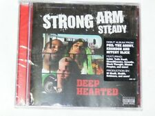 Strong Arm Steady, DeEP Hearted, New Sealed CD
