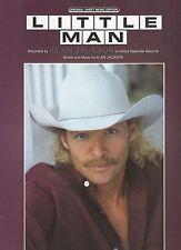 Alan Jackson  Little Man   Guitar,Piano,Voice US Sheet Music