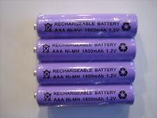 BT 2100 BT 2600 - 4x 1.2 V 1800 mAh Baterías Recargables