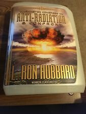 New listing L Ron Hubbard - Congress Lectures- Anti Radiation & Confront Washington Dc 1956