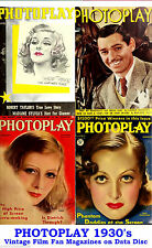 Photoplay Monthly Film & TV Magazines