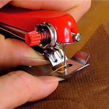Portable Cordless Mini Hand-Held Clothes Sewing Machine Substantial Hot