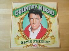 Elvis Presley LP, Country Music, Time-Life Records, 1981