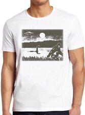 Bigfoot T Shirt Loch Ness Monster Ufo Sasquatch Alien Vintage Funny Cool Tee 8