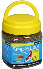 Pond One P1-26510 Staple Diet Pellets 2mm 210g Bottle for Pond Fish