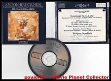"""ANTON BRUCKNER """"Symphonie 6"""" (CD) W.Sawallisch 1982"""