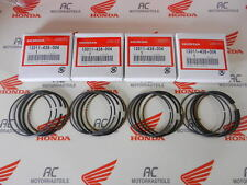HONDA CBX a 4x Anelli Pistone Set Set STD. ORIGINALE Nuovo Anello Set PISTON