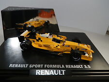 Renault Sport - Formula Renault 3.5 showcar 2008- Norev exclusive pour Renault