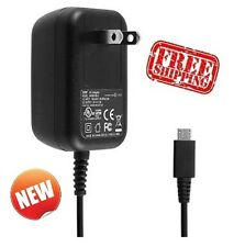 Original Amazon KINDLE FIRE TABLET Wall Charger AC Adapter 5V Micro USB Genuine