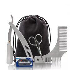 Kit de rasage ( coupe choux, traceur de barbe, ciseaux...)