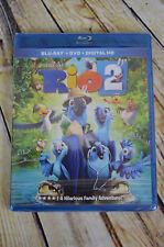 Rio 2 Blu-Ray DVD Digital HD