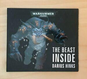 Blackstone Fortress: The Beast Inside (Audiobook CD)