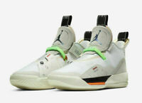 New Men's Nike Air Jordan 33 XXXIII Vast Grey AQ8830-004 Size 16