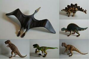 Schleich 14501-14512 Dinosaurier Dinos Saurier Figuren zur Auswahl auch NEU