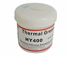 HALNZIYE HY400 100G tub / can NANO-CARBON Thermal CPU Paste Grease 0.925W/m-K