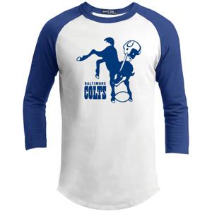 Baltimore Colts, retro, football - T200 Sport-Tek Sporty T-Shirt