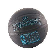 "Spalding Nba Street Phantom Outdoor Basketball (Size 7/29.5"") Neon Blue/B. New"