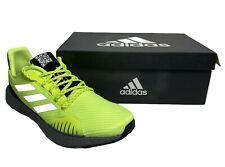 Adidas Pulse Boost HD Winter Solar Yellow Grey Black Shoes EF8906