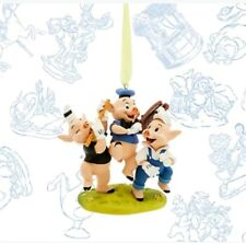 The Three Little Pigs Le Sketchbook Ornament Classic Storybook Nib