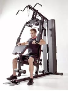 Marcy MKM-81010 200lb Home Gym - Black Brand New