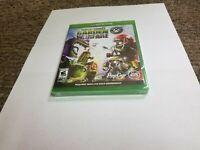 Plants vs. Zombies: Garden Warfare (Microsoft Xbox One, 2014) new