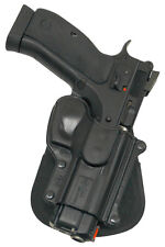 FOBUS TACTICAL ELITE PADDLE HOLSTER for CZ COMPACT CZ-75D 75D PISTOL GUN TATICAL