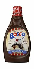 The Original Bosco Chocolate Syrup - 22 oz Squeeze Bottle all n... Free Shipping