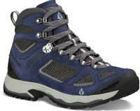Vasque Breeze III GTX Womens Hiking Boots (Crown Blue/Stone Blue, 8) MSRP $190