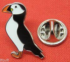 Puffin Lapel Hat Cap Tie Pin Badge Bird Animal Lovers Symbol Gift