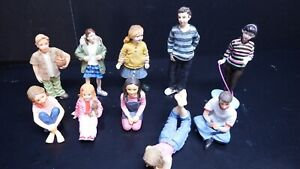 dolls house accessories 10x resin children/teenagers 1.12th T