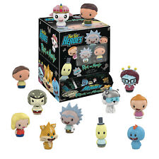 Rick & Morty - Pint Sized Heroes by Funko - Blind Bagged - New for 2018