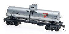 HO Scale 10K Gallon Welded Tank Car - Conoco #6526 - Red Caboose #RR-33024-19
