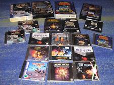 STAR WARS X WING Spielesammlung PC sehr viele PC Klassiker
