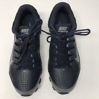 Nike Reax.Training/ Running Shoes Mens 10.5.Dark Blue/Gray616272-400.Mesh.NWOB