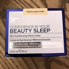 IT Confidence In Your Beauty Sleep 60ML, Brand New RRP £43