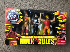 WWF WCW WWE Hulk Hogan Hulk Still Rules 3 Pack Action Figures Damaged Box